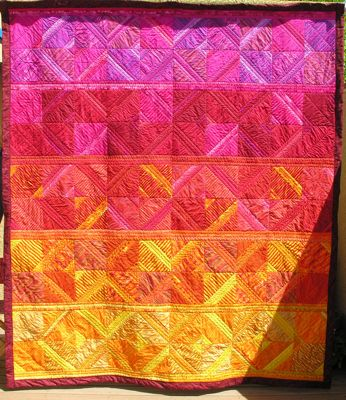 Sunset-quilt