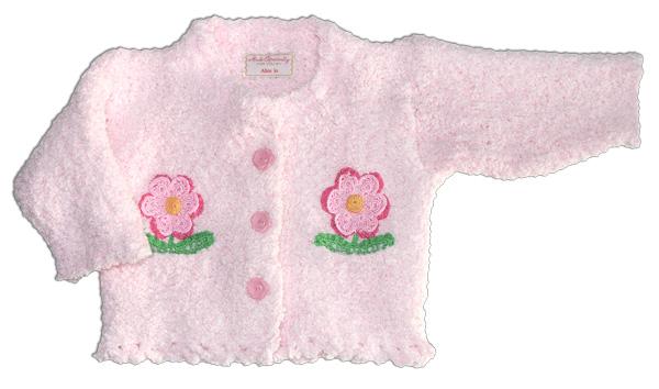PinkFuzzySweater