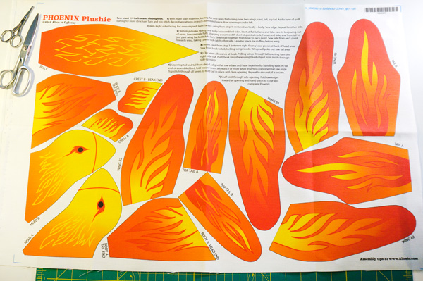 Phoenix-Plushie-fabric